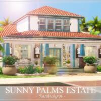 Sunny Palms Estate by Xandralynn