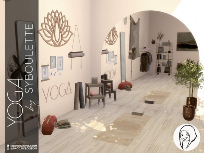 Yoga set by Syboubou