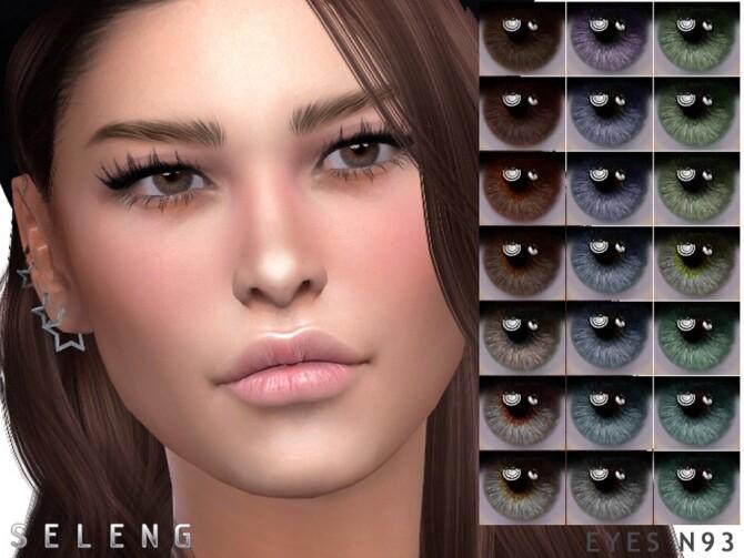 Sims 4 Eyes N93 by Seleng at TSR