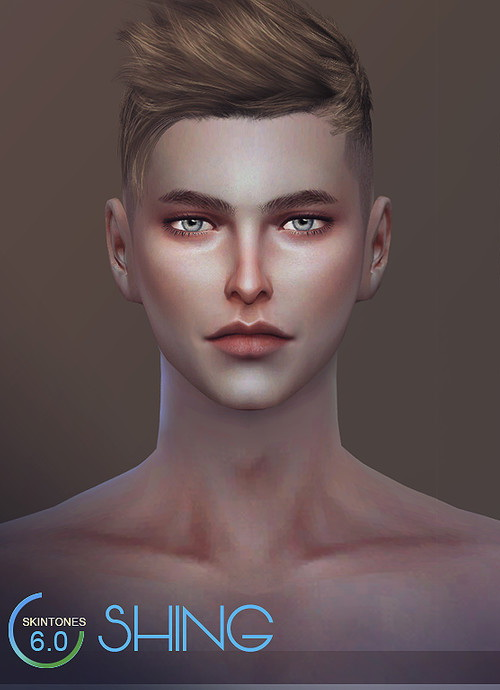 Sims 4 Skintones 6.0 Shing MB by S Club WMLL at TSR