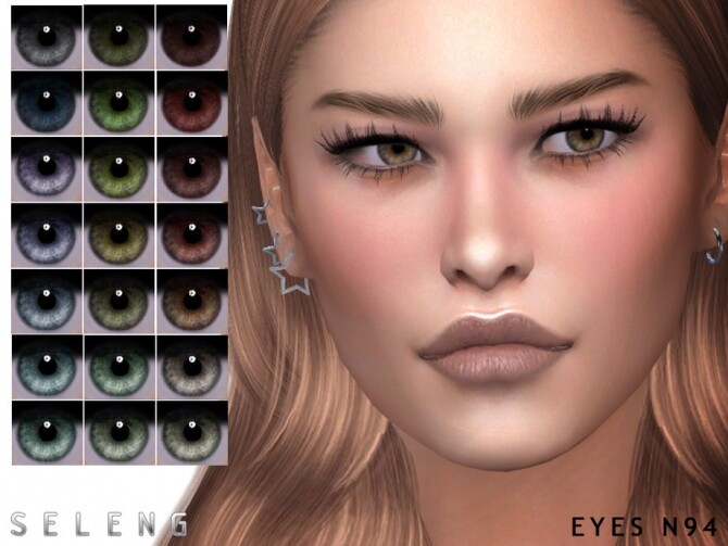 Sims 4 Eyes N94 by Seleng at TSR