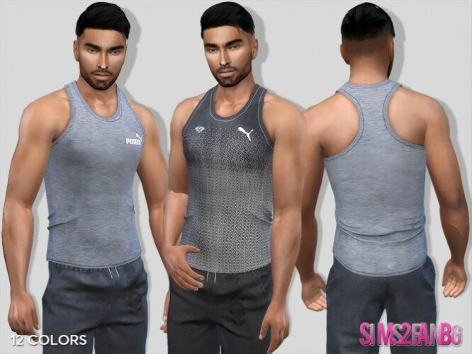 306 Tank Top by sims2fanbg