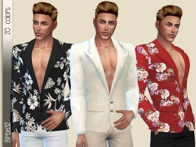 Sims 4 Summer Jacket by Birba32 at TSR