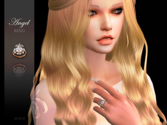 Angel Ring by Suzue