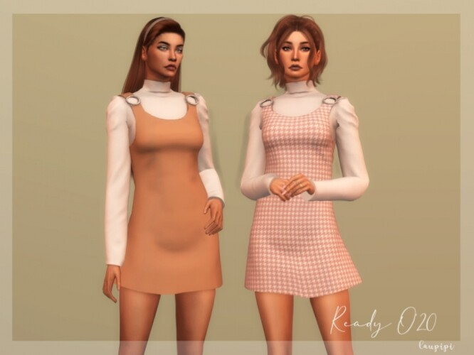 Dress DR352 by laupipi