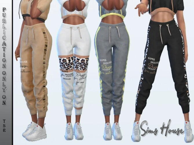 Suit sport chic top by Sims House at TSR image 5416 670x503 Sims 4 Updates