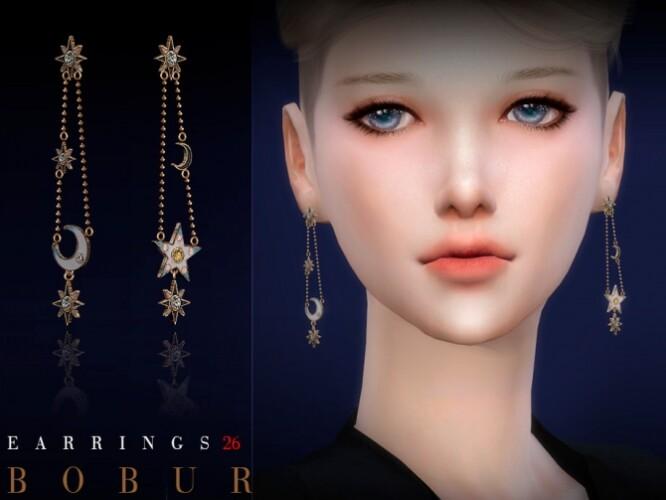 Earrings 26 by Bobur3