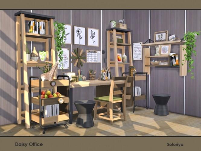 Daisy Office by soloriya