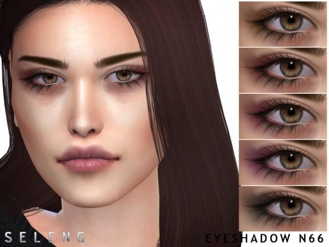 Sims 4 Eyeshadow N66 by Seleng at TSR