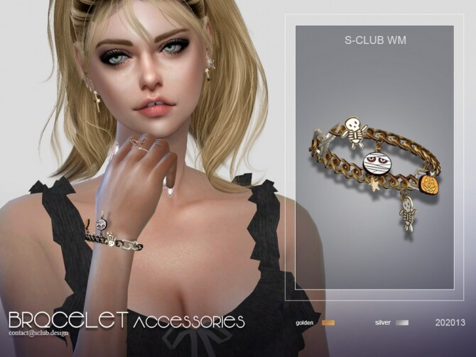 Bracelet 202013 by S Club WM at TSR image 5813 670x503 Sims 4 Updates