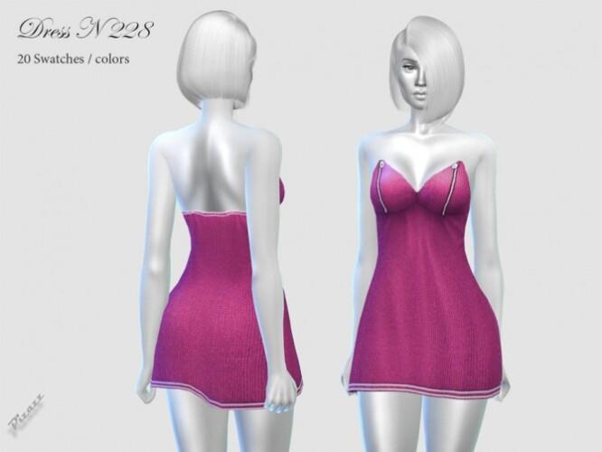 DRESS N 228 by pizazz