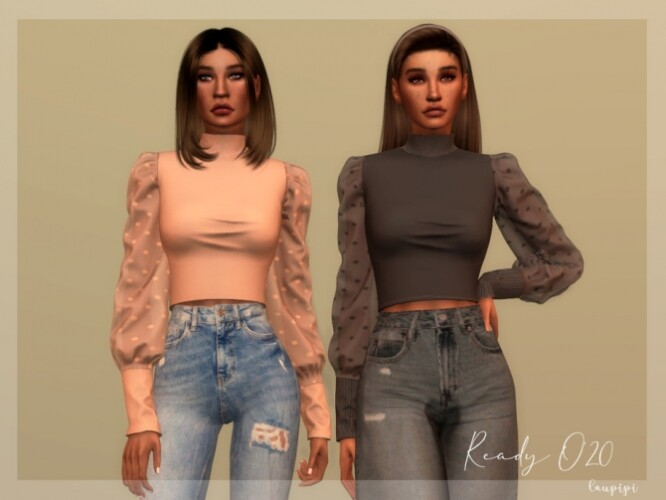 Sweater TP351 by laupipi