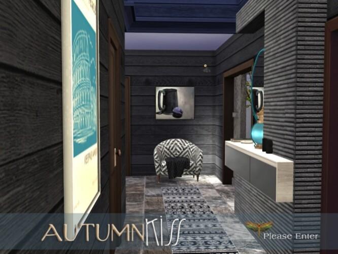 Autumn Kiss Hallway by fredbrenny
