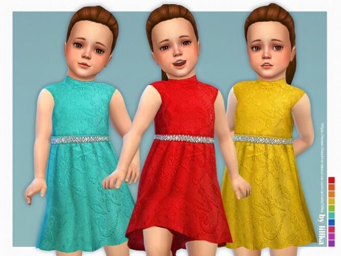 Liva Dress by lillka