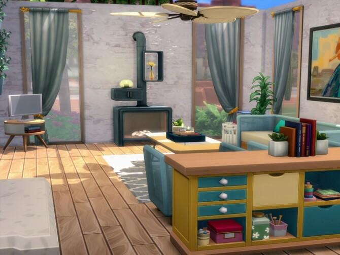 Sims 4 Single Starter by LJaneP6 at TSR