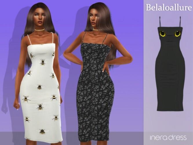 Belaloallure Inera dress by belal1997