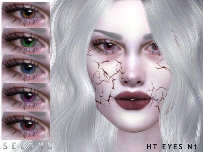 HT Eyes N1 by Seleng