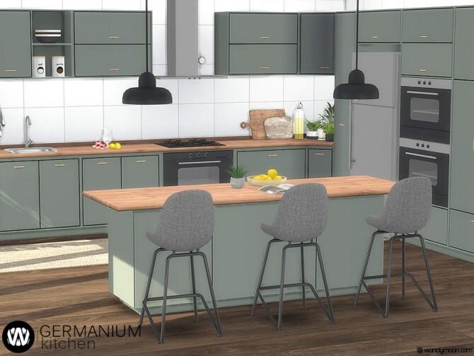 Germanium Kitchen Part I by wondymoon at TSR image 7011 670x503 Sims 4 Updates