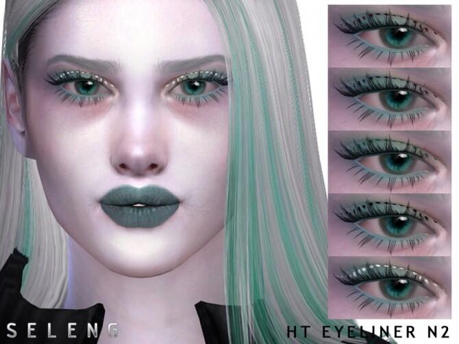 Sims 4 HT Eyeliner N2 by Seleng at TSR