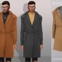 Belaloallure Carlson coat by belal1997