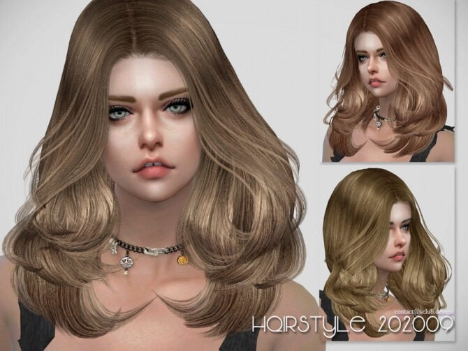 Hair 202009 by S Club WM at TSR image 7117 670x503 Sims 4 Updates