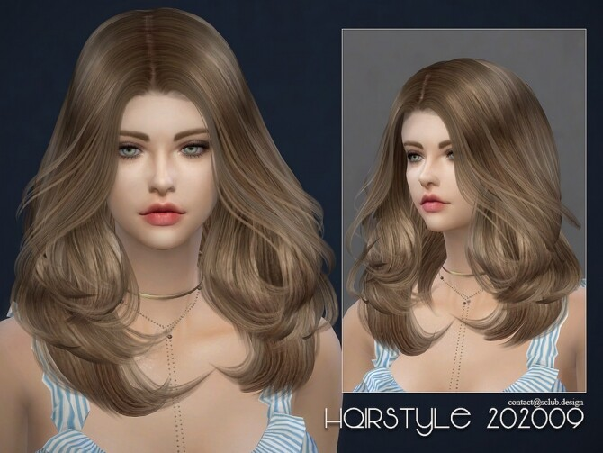 Hair 202009 by S Club WM at TSR image 7213 670x503 Sims 4 Updates