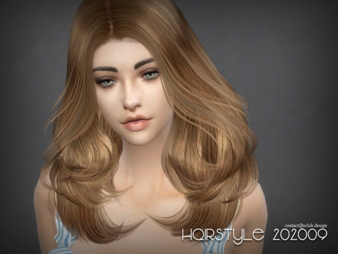 Hair 202009 by S Club WM at TSR image 7312 670x503 Sims 4 Updates