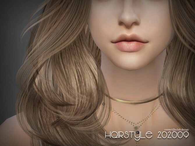 Hair 202009 by S Club WM at TSR image 7412 670x503 Sims 4 Updates