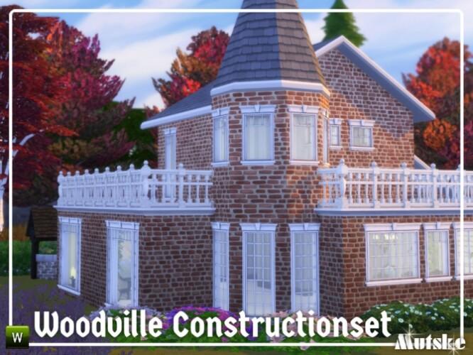 Woodville Construction set Part 2 by mutske
