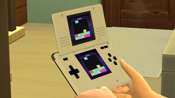 Usable Nintendo DS by LightningBolt at Mod The Sims image 744 670x377 Sims 4 Updates