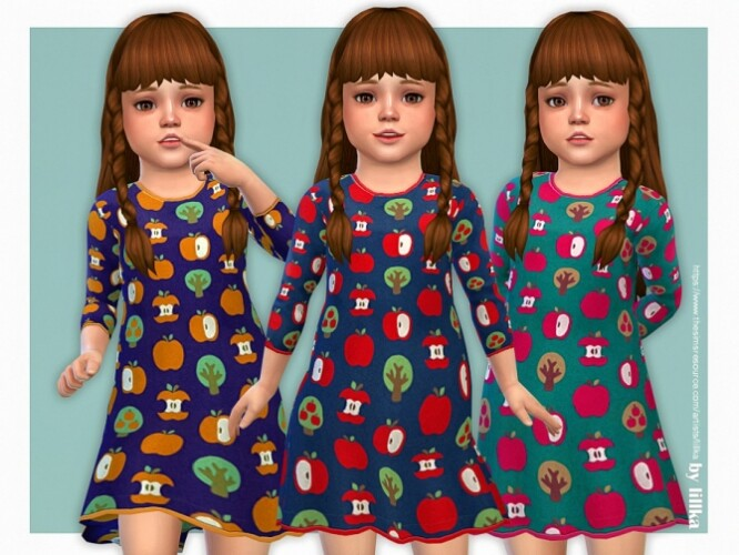 Apple Dress by lillka