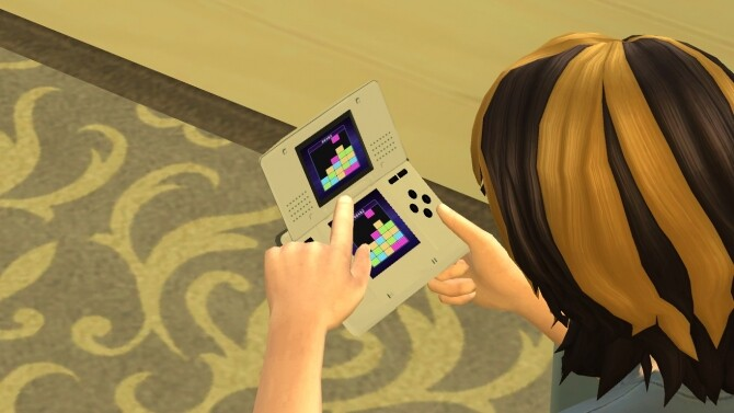 Usable Nintendo DS by LightningBolt at Mod The Sims image 755 670x377 Sims 4 Updates