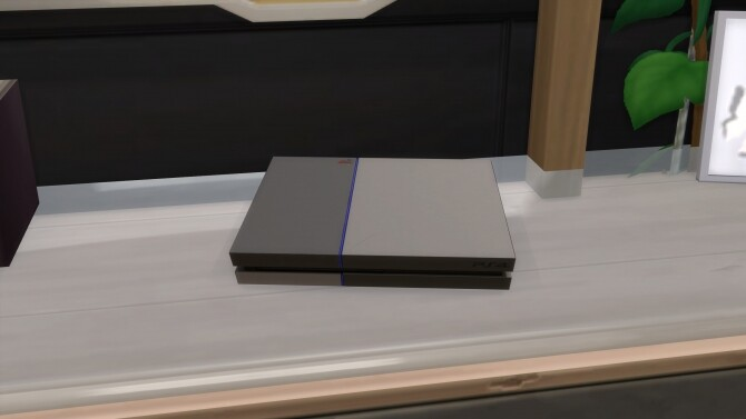 Sony PlayStation 4 by mule123 at Mod The Sims image 762 670x377 Sims 4 Updates