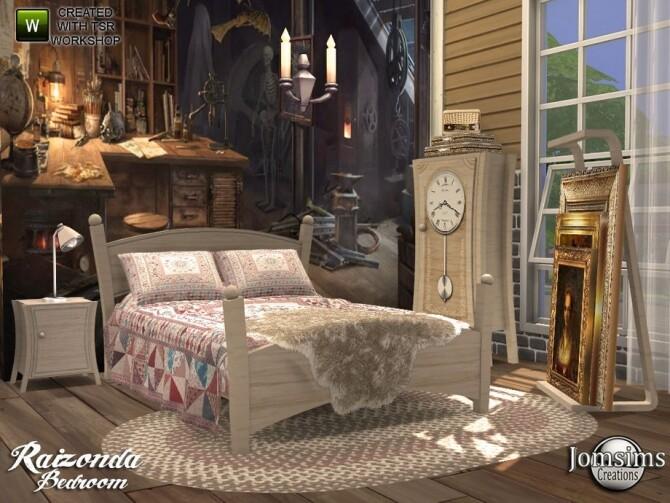 Raizonda bedroom by  jomsims