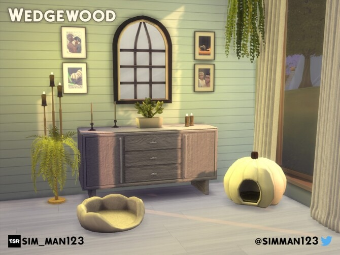 Sims 4 Wedgewood Collection by sim man123 at TSR