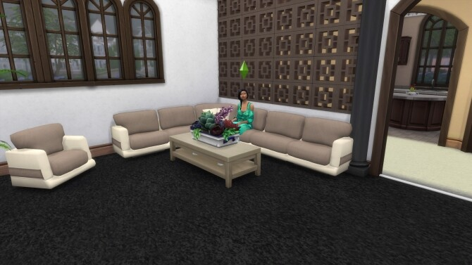 Palatial Plush Saxony Carpeting by Wykkyd