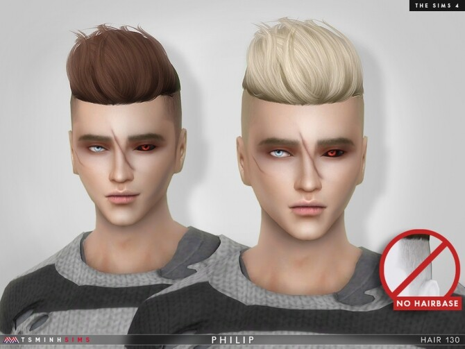 Philip Hair 130 by TsminhSims at TSR image 8016 670x503 Sims 4 Updates
