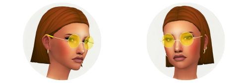 Sims 4 Meg Hair at KotCatMeow