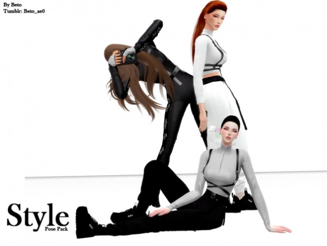 Style Pose Pack by Beto_ae0