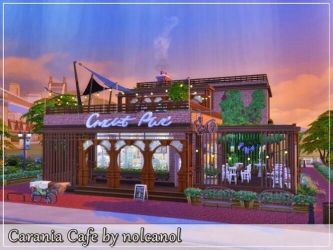Carania Cafe by nolcanol