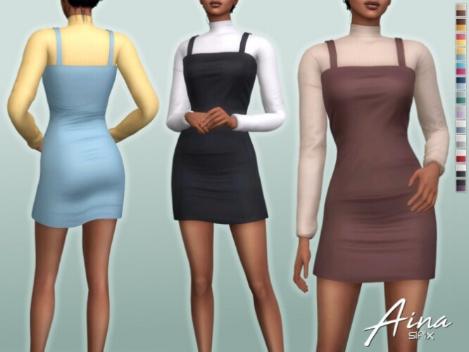 Aina Outfit by Sifix