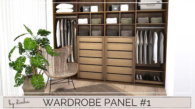 Wardrobe Panels