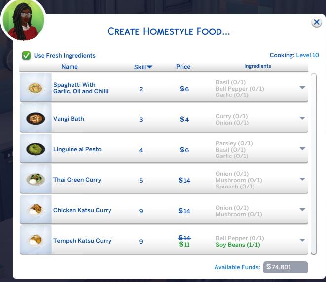Sims 4 Vangi Bath New Custom Recipe by RobinKLocksley at Mod The Sims