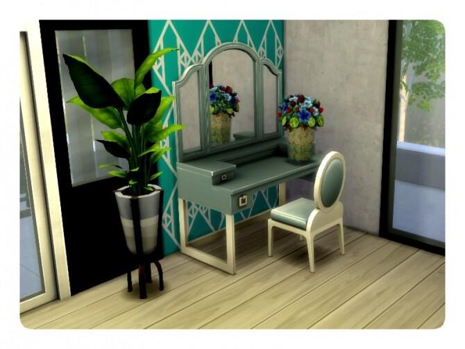 Sims 4 Blue Bird Home by GenkaiHaretsu at TSR