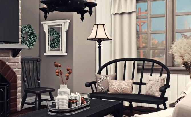 Sims 4 Autumn Vibe Set at Sooky