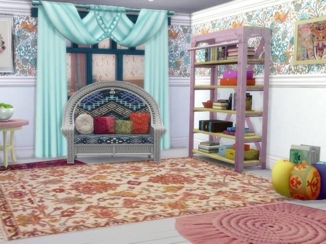 Sims 4 Indian Summer Boho MishMash by seimar8 at TSR