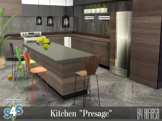 Presage kitchen