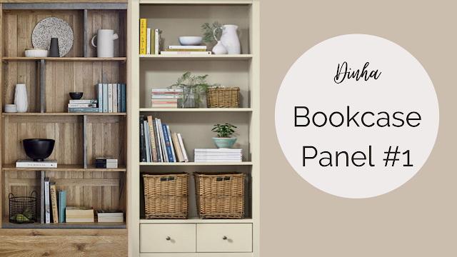Bookcase Panel 1