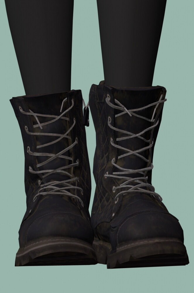 Resistance Shoes Pack at Astya96 image 92 663x1000 Sims 4 Updates