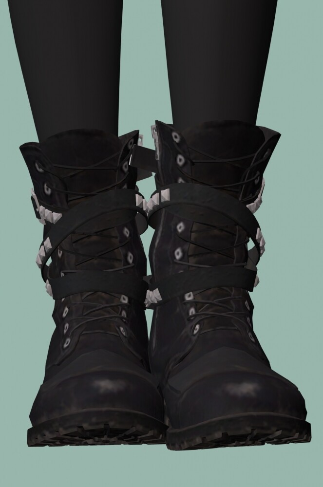 Resistance Shoes Pack at Astya96 image 93 663x1000 Sims 4 Updates
